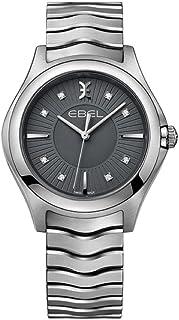 Ebel - Reloj Analogico para Mujer de Cuarzo con Correa en Acero Inoxidable 1216307