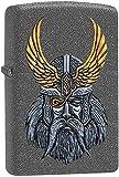 Zippo Feuerzeug, Messing, Iron Stone, 5.5 x 3.5 x 1 cm