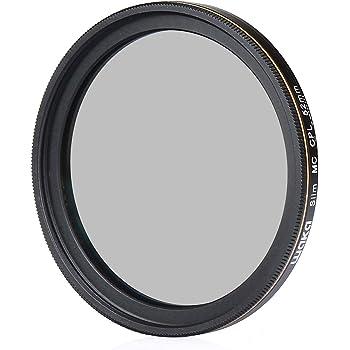 4,6 cm, Circular polarising Camera Filter, 1 Pieza Filtro para c/ámara s Sigma 46mm WR CPL 4,6 cm Circular polarising Camera Filter