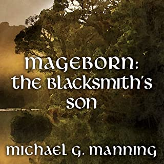 The Blacksmith's Son audiobook cover art