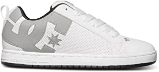 DC Shoes Mens Shoes Court Graffik - Low-Top Shoes - Men - 6 - Black Black/White/Black 6
