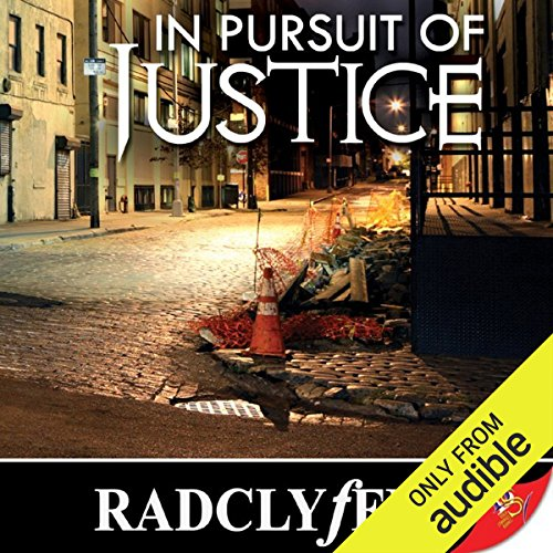 In Pursuit of Justice audiobook cover art
