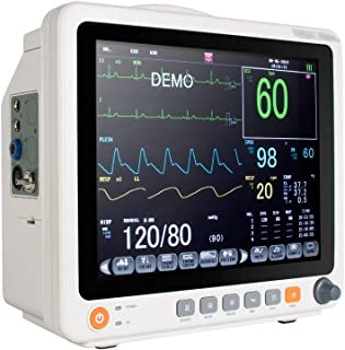 Fencia Vital Sign Patient Monitor-Portable-12.1