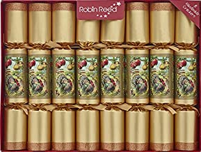 Robin Reed 8 X 10 English Festive Thanksgiving Crackers
