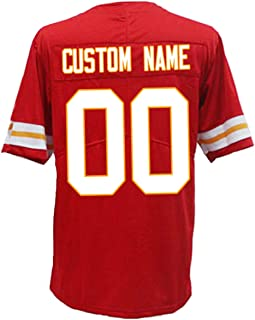 Favorite Gift Custom All Teams Football Jerseys Personalized Any Name and Number Jerseys for Mens_Womens_Youth X-6XL 20New