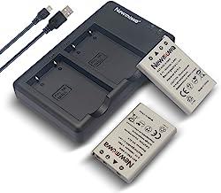 OT7+OT4 USB Reiseladekabel Ladegerät Nikon Coolpix P530 NEU ✔ BLITZVERSAND ✔
