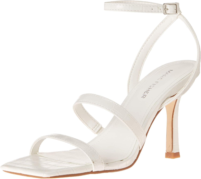 Marc Fisher Women's Deric Heeled Sandal