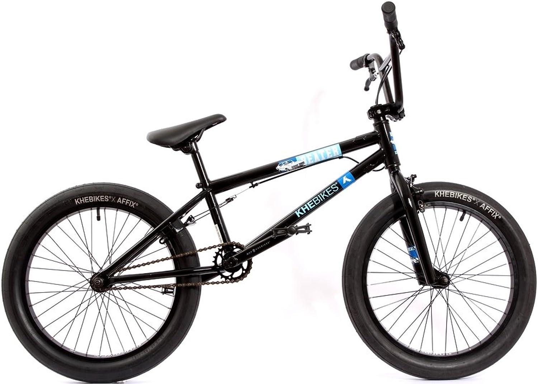 KHE BMX Bike  Beginner  Beater  20  inch Wheels  Black