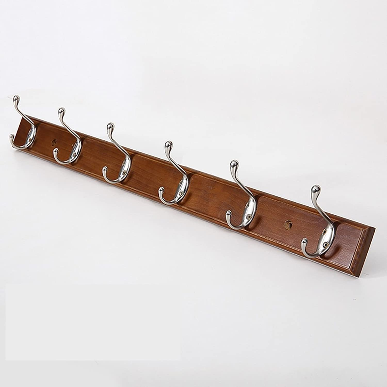 Coat Rack Creative Door Wall Clothes Hooks Wall Hooks Hooks Solid Wood Walls Hooks Hooks Hooks Hooks Walls Wall Hooks