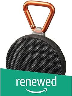 (Renewed) JBL JBLCLIP2BLKAM Clip 2 Waterproof Portable Bluetooth Speaker (Black)