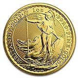 2019 UK Great Britain 1 oz Gold Britannia BU 1 OZ Brilliant Uncirculated
