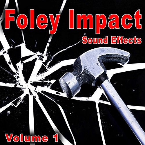 Foley Impact Sound Effects, Vol. 1