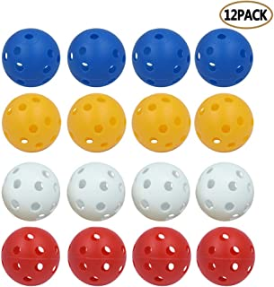 Best colored wiffle balls Reviews