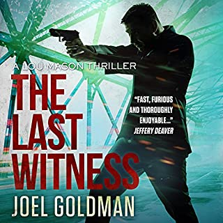 The Last Witness audiobook cover art