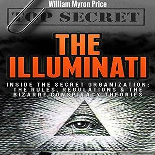 The Illuminati audiobook cover art