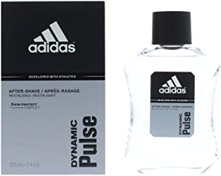Adidas Dynamic Pulse Aftershave for Men, 3.4 Ounce