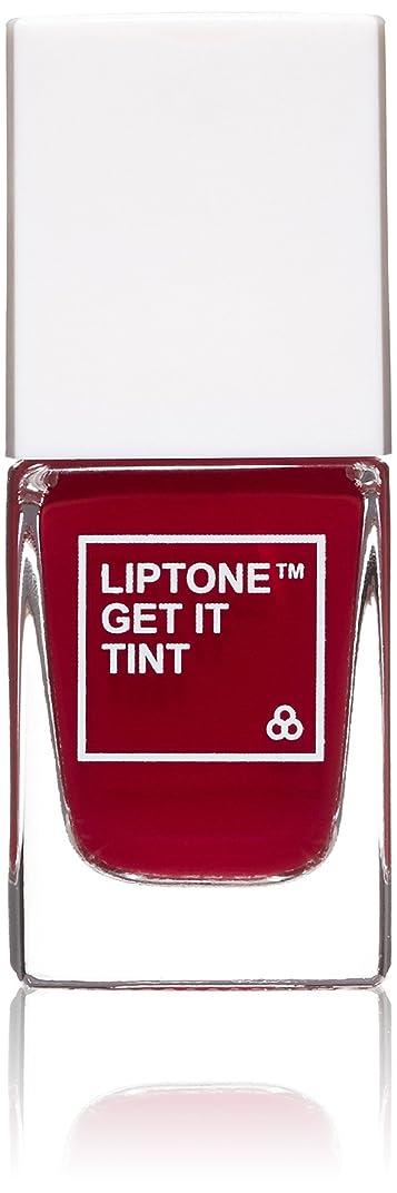 メロディアスナース罹患率TONYMOLY LipTone Get It Tint - 05 All Night Red (並行輸入品)