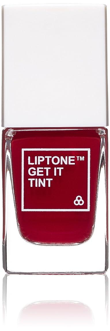 変化研究所一口TONYMOLY LipTone Get It Tint - 05 All Night Red (並行輸入品)