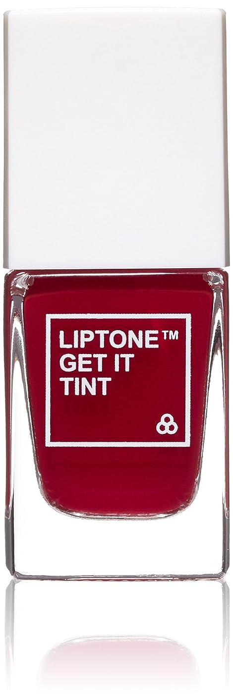 毎日帰るアリーナTONYMOLY LipTone Get It Tint - 05 All Night Red (並行輸入品)