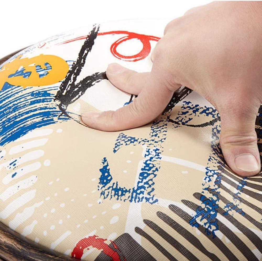 DLMPT Tabouret Pivotant Chaise Réglable Tabouret roulettes Tabouret Hauteur Ajustable Salon De Beauté Spa Tattoo Chaises Coiffure,1 2