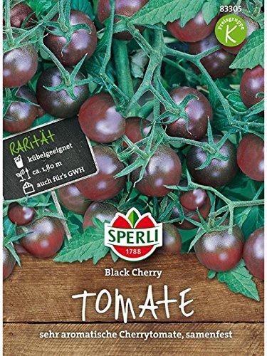 Tomate Black Cherry (Chocolate Cherry)