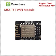 3D Printer - MKS TFT WiFi Remote Control Module Wireless Smart Controller WiFi app Monitor ESP8266 chip ESP-12S for MKS TFT Touch Screen