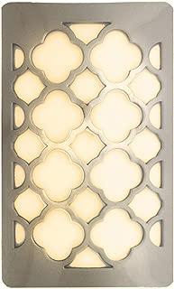 decorative emergency wall light