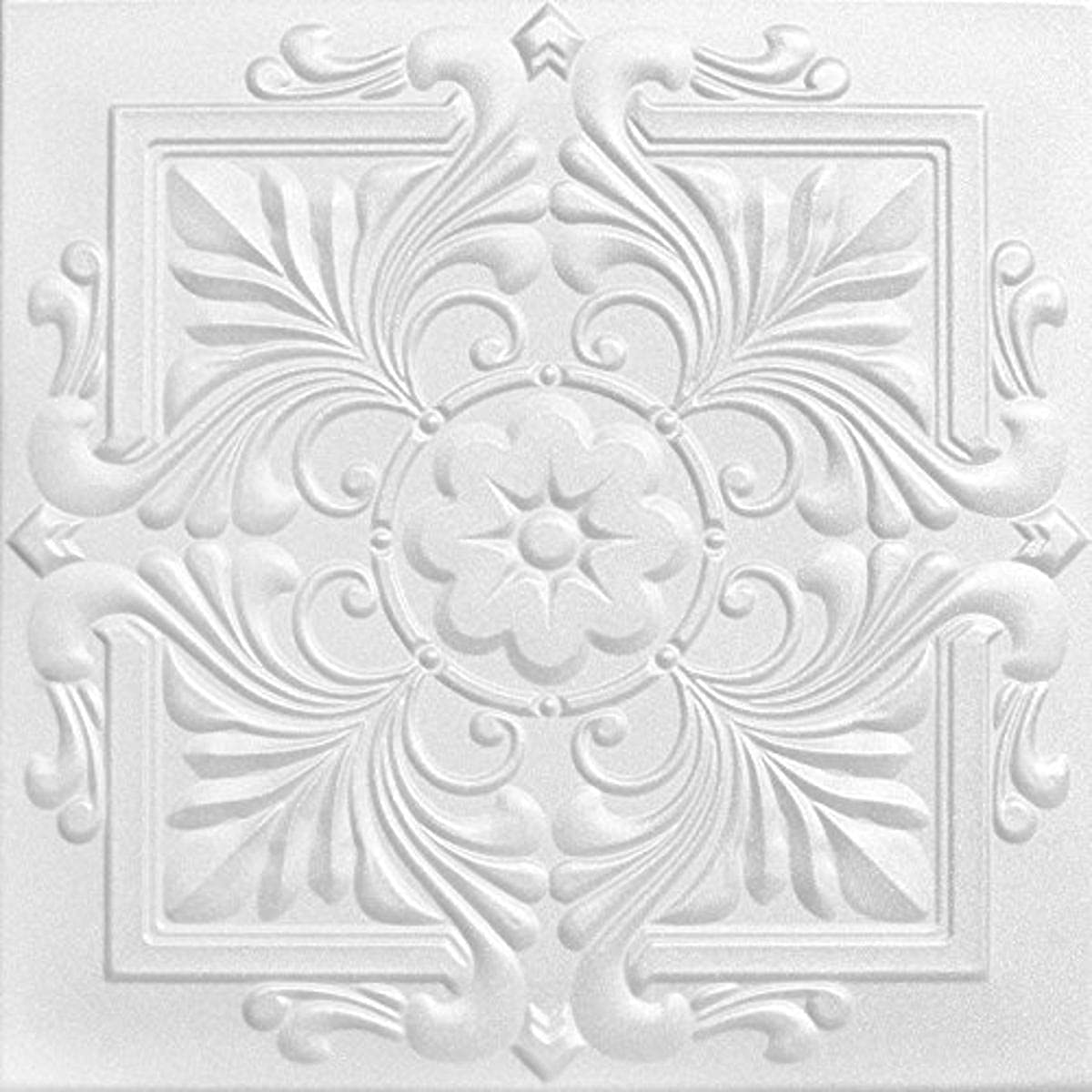 A la Maison Ceilings R14 Victorian Foam Ceiling Glue-up Tile 12 All Very popular stores are sold