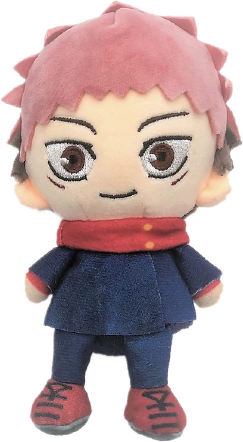 MASSFIT Anime Plush Jujutsu Kaisen Satoru - Uoozii Plushi Ranking TOP18 Special sale item Gojo