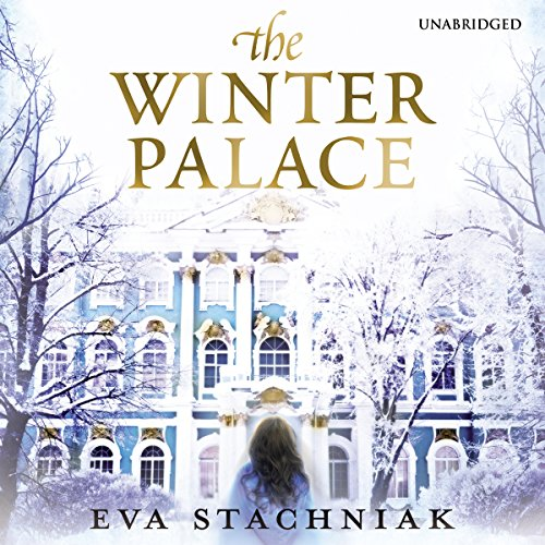 The Winter Palace audiobook cover art
