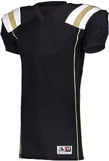 Augusta Sportswear Boys TForm Football Jersey XL Purple/White