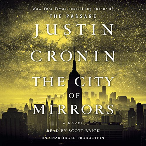 Couverture de The City of Mirrors