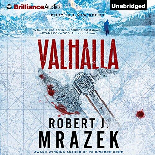 Valhalla audiobook cover art