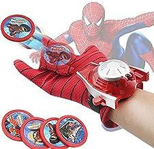 VIKASGIFTGALLERY Vikas Gift Gallery BonZeaL Spiderman isc Launcher Single Hand Glove for Boys