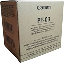 Canon PF-03 Printhead for IPF510 IPF500 IPF5000 IPF8100 Printer Head Printer Replacement Printing Supplies