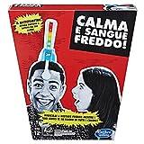 Hasbro Gaming - Calma e Sangue Freddo (Gioco in Scatola), E1845103...