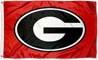 Georgia Bulldogs Dawgs University Large College Flag