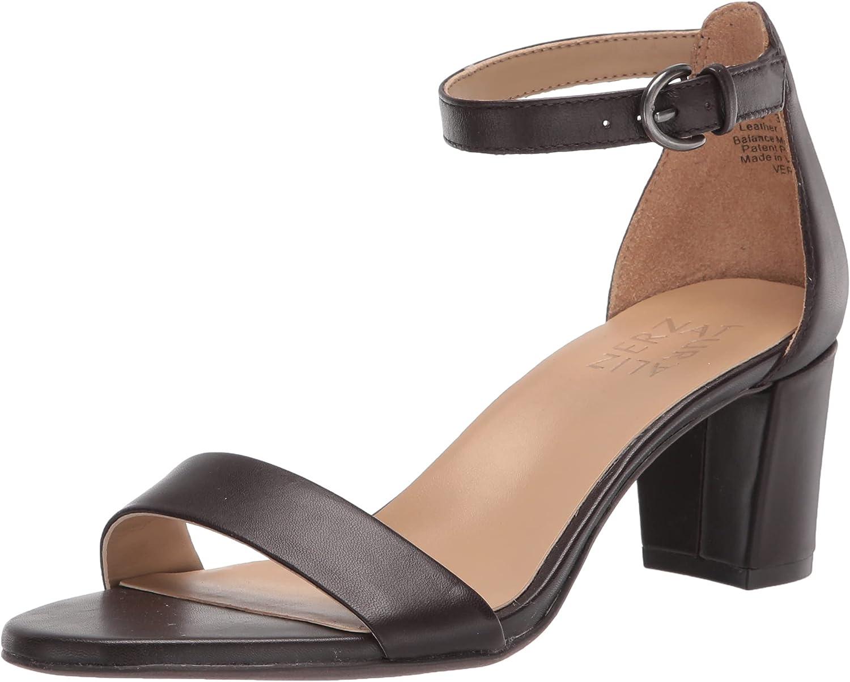 Naturalizer Women's Vera Sacramento Mall Heeled Popular popular Sandals