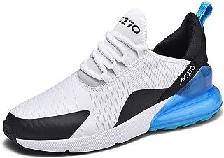 Chaussures de Course pour Homme Baskets Légères Sneakers Air Fitness Fitness Outdoor Respirant Casual Sport Gym Jogging At...
