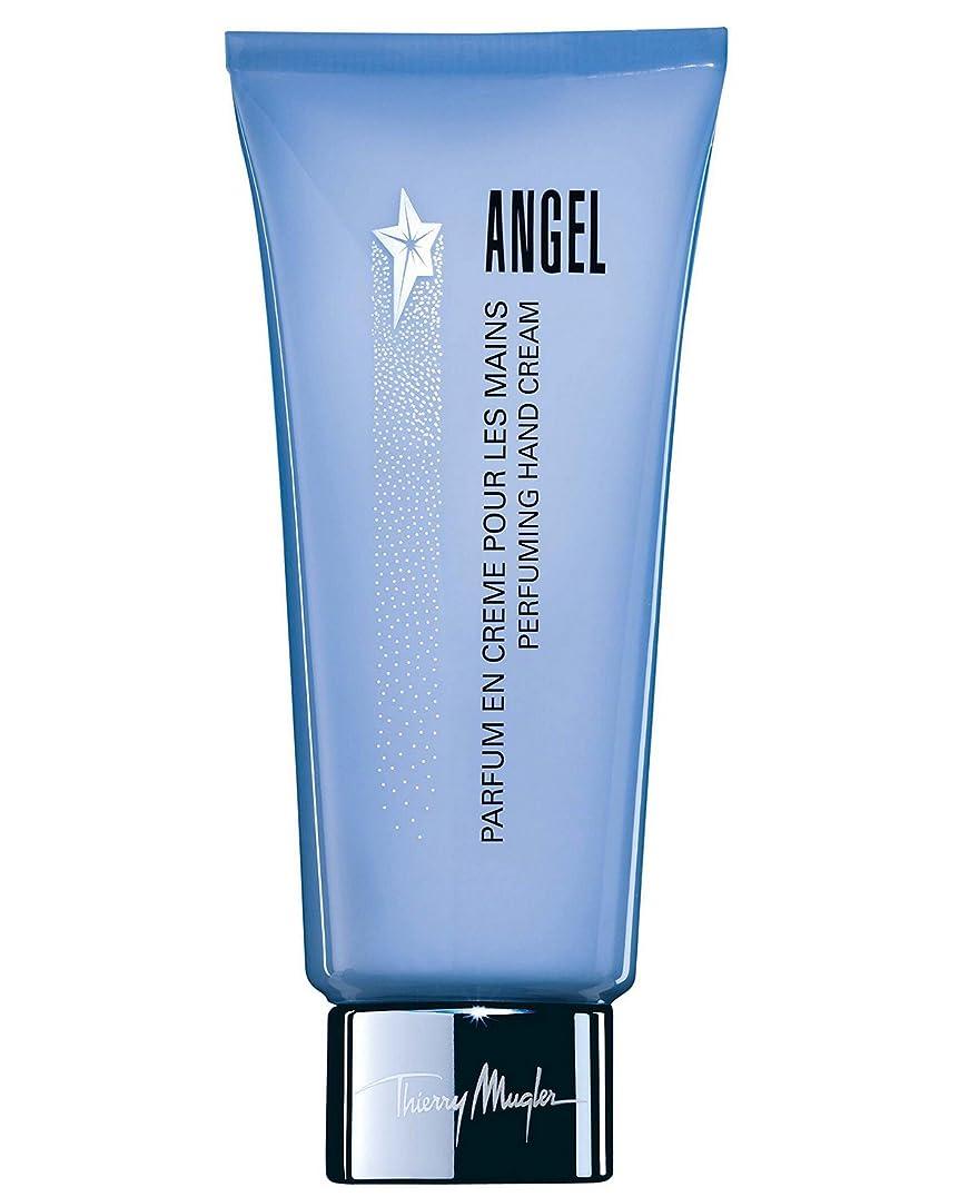 セグメントインセンティブ介入するAngel (エンジェル) 3.4 oz (100ml)Hand Cream ハンド クリーム by Thierry Mugler for Women