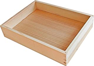 Natural Cedarwood Koji Lid (Morobuta / Kojibuta) Size S - Best for Koji Making, Made in Japan