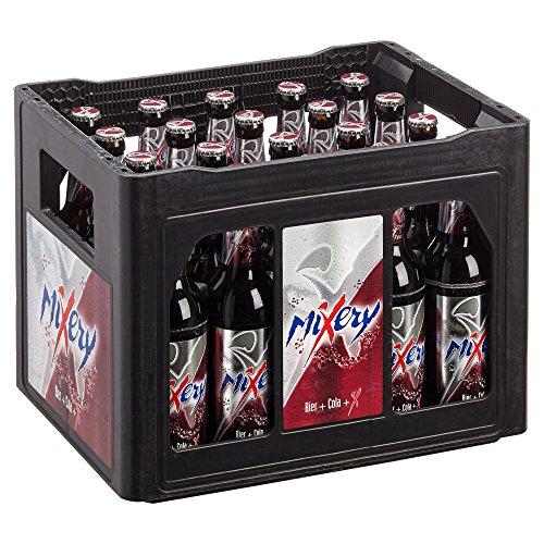 MiXery Bier plus Cola und X Biermischgetränk MEHRWEG (20 x 0.5 l)