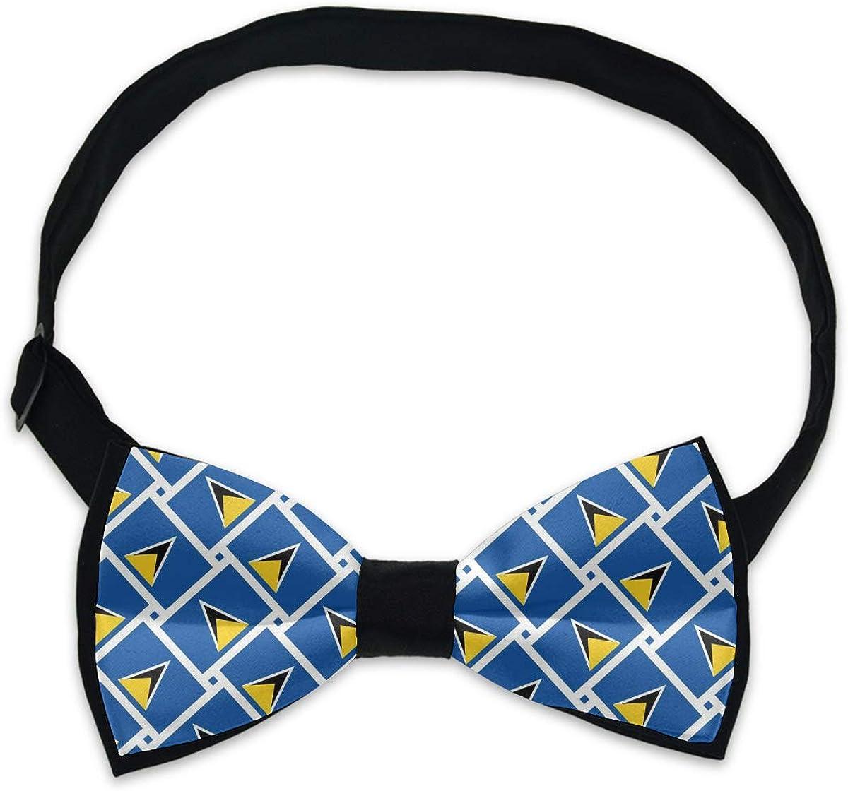 Men's Formal Suit Tuxedo Bow Tie, Casual Novelty Cravat for Party Business