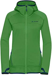 Vaude Women's Tekoa Fleece Jacket, Parrot Green