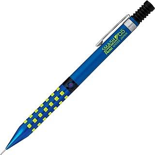 Pentel Mechanical pencil SMASH 0.5mm [Blue x Neon Green] (Japan Import)