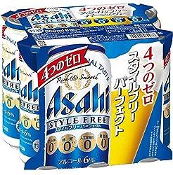 アサヒ スタイルフリー パーフェクト 500ml×6本