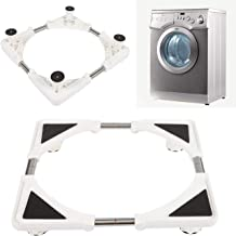 BEAMNOVA Furniture Dolly Adjustable Mobile Base for Washing Machine, Refrigerator, Vertical air conditioner, Appliances, Size Height Adjustable Work Platform