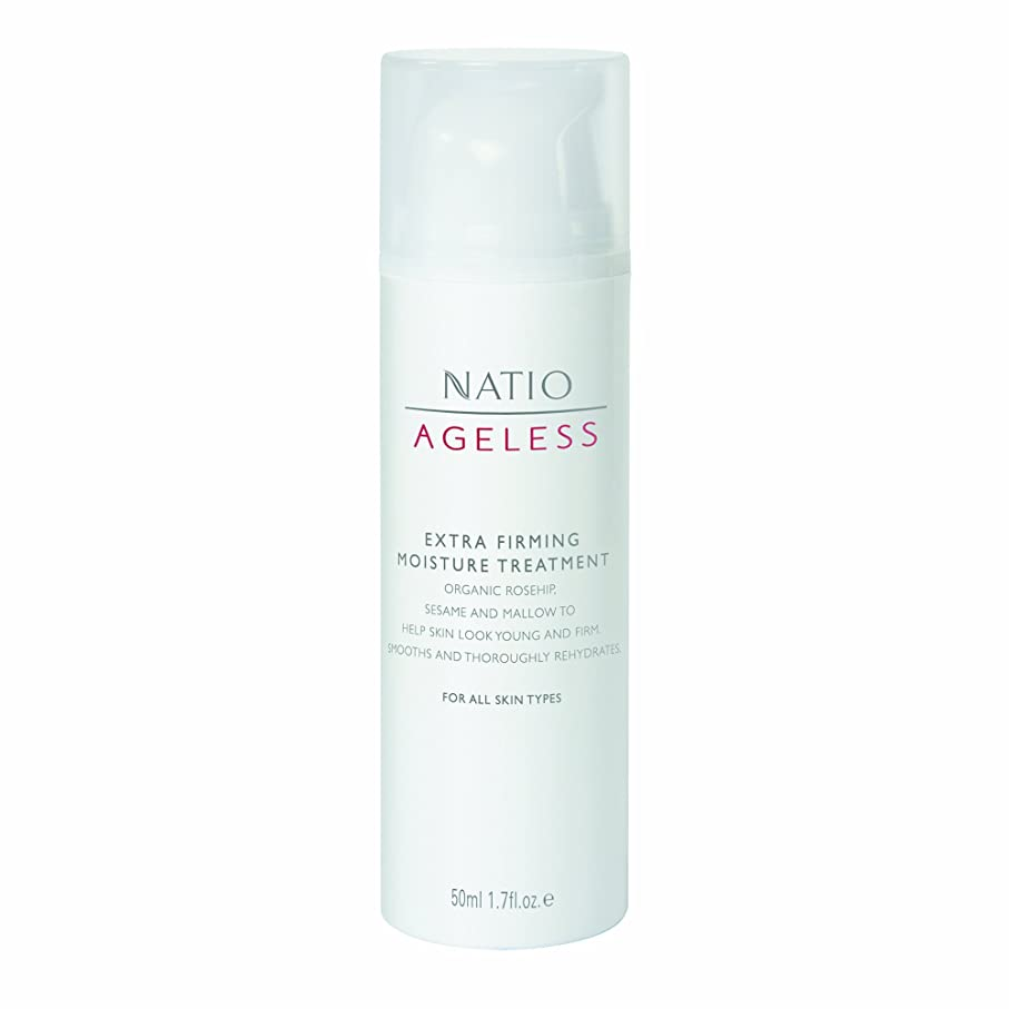 増強するアノイシソーラスNatio Ageless Extra Firming Moisture Treatment 50ml