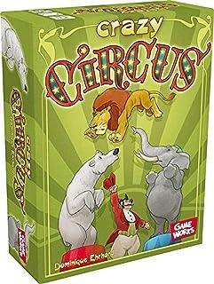 Crazy Circus: Gesellschaftsspiel. Spieldauer ca. 20 Minuten