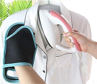 chengsan - Juego de 3 Accesorios de Planchado, Tabla de Planchar Resistente al Calor, Almohadilla de Planchado, Guante de Planchado Plegable